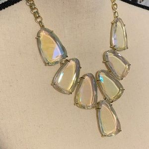 Rare HTF Kendra Scott statement necklace